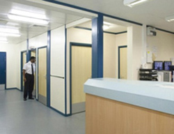 Best Evidence Technology handles all aspects of custody suite installation