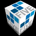 Five Amped Logo